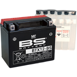 Batería BS BTX12-BS