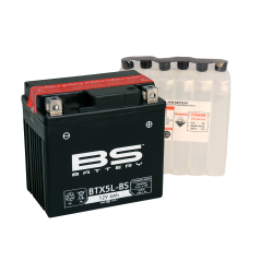 Batería BS BTX5L-BS
