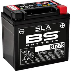 Batería BS SLA BTZ7S (FA)