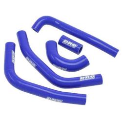 Manguitos Radiador DRC Kawasaki KX 85 01-13 Azul