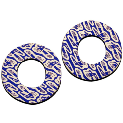 Donuts Renthal protectores azul