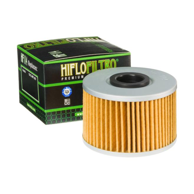 Filtro de Aceite Hiflofiltro Honda...