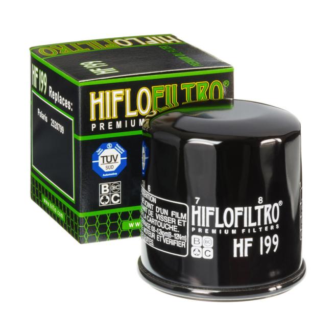 Filtro de Aceite Hiflofiltro Polaris...