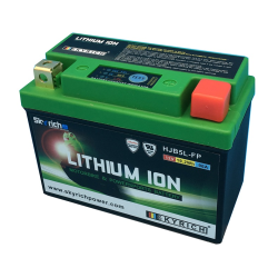 Bateria Litio Skyrich LIB5L (Impermeable + indicador de carga)