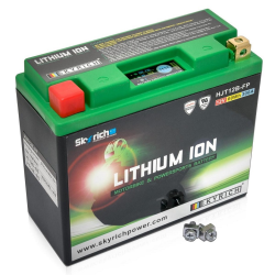 Bateria Litio Skyrich LIT12B (Con indicador de carga)