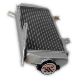 Radiador Aluminio KSX Honda CRF 450 R 13-14 Derecho