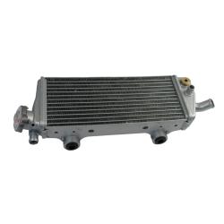 Radiador Aluminio KSX KTM EXC-F 08-16 Husqvarna FE 250/350/450 14-16 Husaberg FE 450 09-13 Derecho