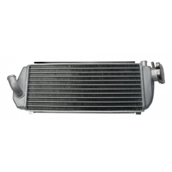 Radiador Aluminio KSX KTM SX-F 450 16-19 EXC 500 16 Husqvarna FC 450 16-19 FE 450 17-18 Derecho