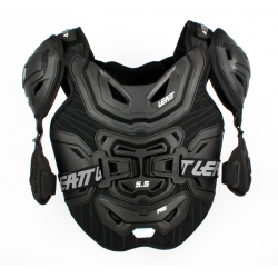 Peto Leatt 5.5 Pro Negro S-XL