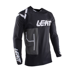 Jersey Leatt GPX 4.5 Lite Negro