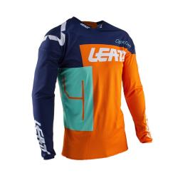 Jersey Leatt GPX 4.5 Lite Naranja