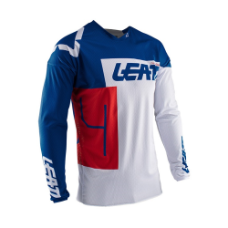 Jersey Leatt GPX 4.5 Lite Royal