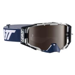 Gafas Leatt Velocity 6.5 Iriz Ink/Blanco Platinum