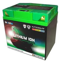 Bateria Litio Skyrich LITX30Q (Impermeable + indicador Led + terminales intercambiables)