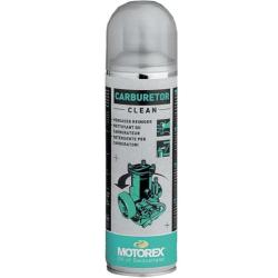 Limpiador de Carburadores Motorex Spray 500 ml