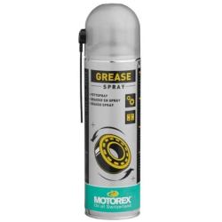Grasa Sintética en Spray Motorex 500 Ml