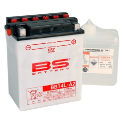 Batería BS Battery BB14L-A2 (Fresh Pack)