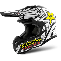 Casco Airoh Terminator Open Vision Rockstar Mate