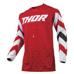 Jersey Thor S9 Pulse Stunner Rojo/Blanco