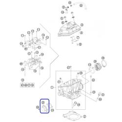Brida Escape KTM SX-F 250 06-12