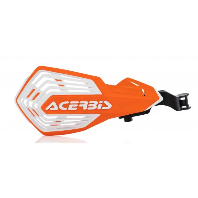 Paramanos Acerbis K-Future KTM 14-... Husqvarna 14-... Sherco 15-... Naranja/Blanco