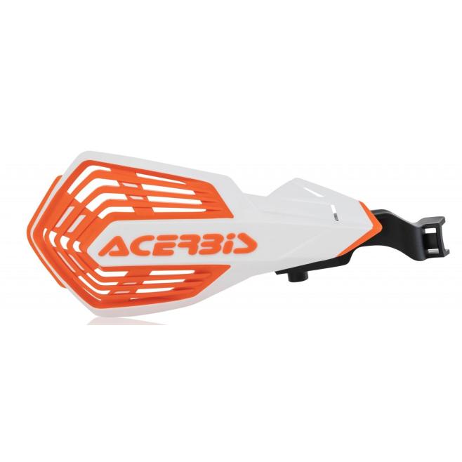 Paramanos Acerbis K-Future KTM 14-... Husqvarna 14-... Sherco 15-... Blanco/Naranja