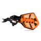 Paramanos Acerbis K-Future KTM 14-... Husqvarna 14-... Sherco 15-... Negro/Naranja
