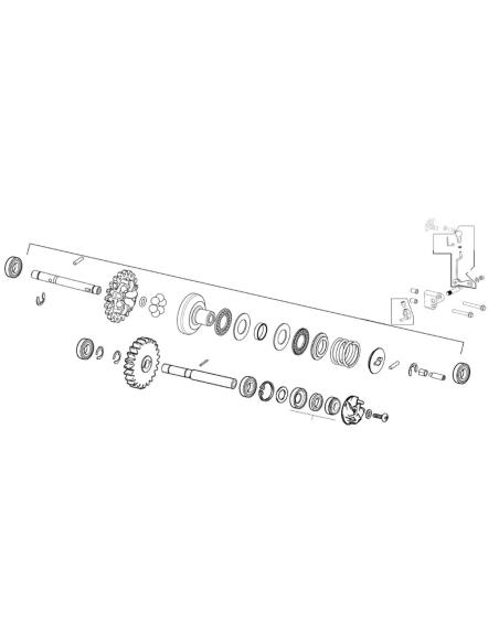 Centrífugo - Bomba de Agua